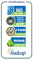 Manufacturing Certifications
